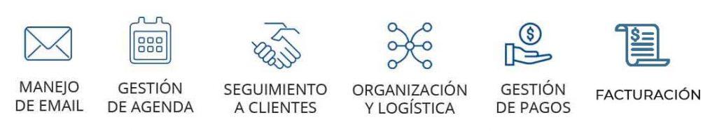 Asistente virtual en México
